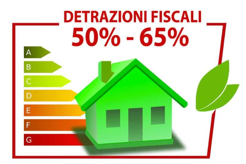 ecobonus 50% 65%