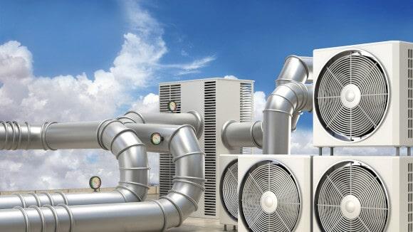 climatizzazione a espansione diretta