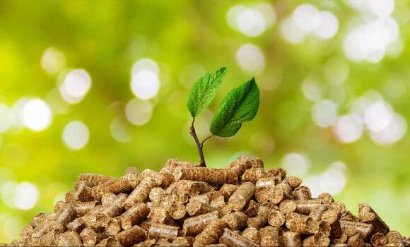 generatori di calore a biomassa