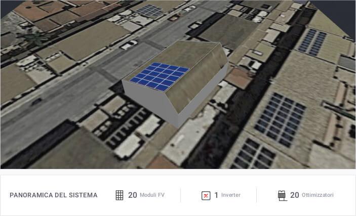 Impianto fotovoltaico da 6 kWh