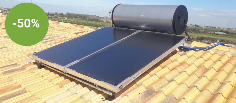 Incentivi solare termico: Bonus ristrutturazioni edilizie 50%