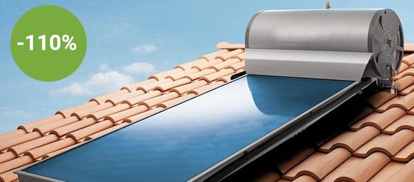 Incentivi solare termico: Superbonus 110%