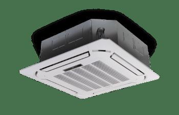 condizionatori a cassetta a soffitto