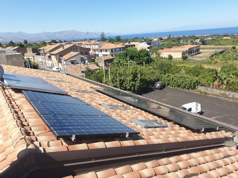 fotovoltaico e solare termico catania