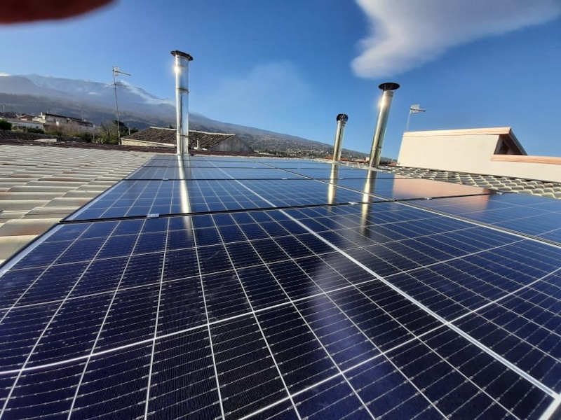 impianto fotovoltaico catania